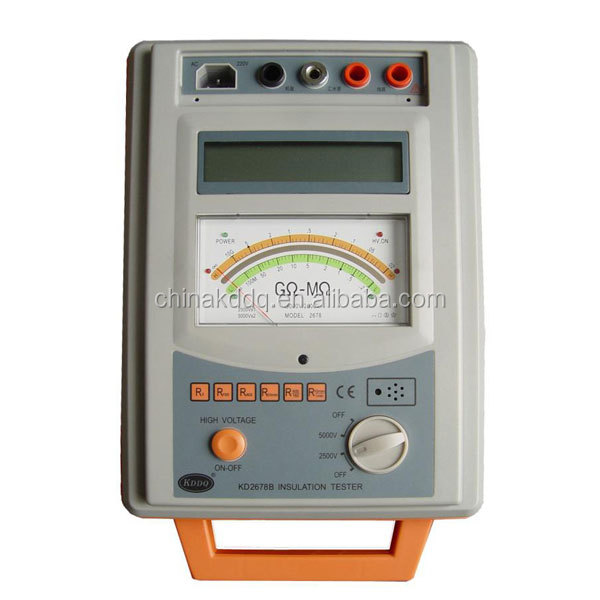 KD2678 B 5000V Water-cooled motor winding electric power tester