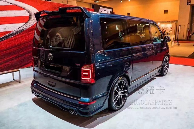 new arrival pu body kit fit for vw t6 tuning abt style. Black Bedroom Furniture Sets. Home Design Ideas