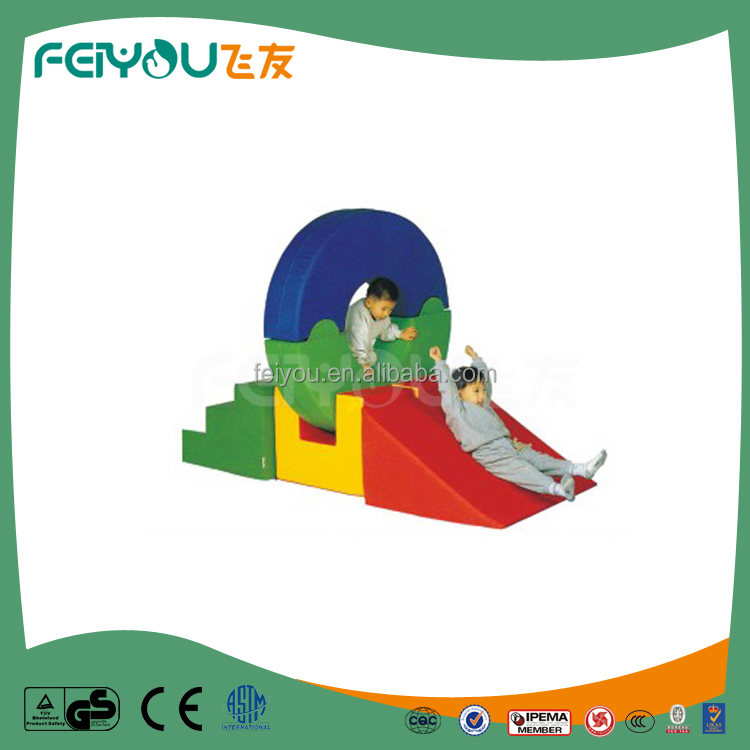 Kids multifunction soft play/indoor playground