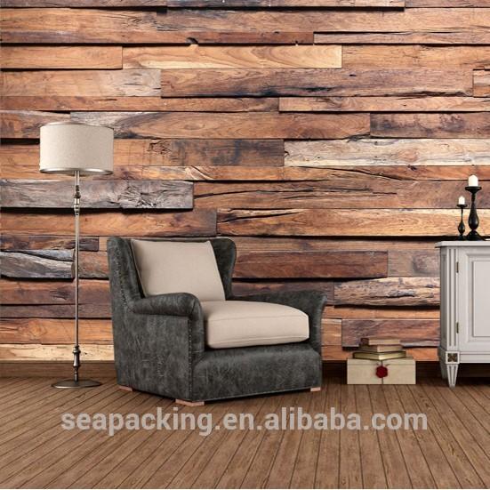 3d vinilo auto adhesivo del papel pintado de madera para la decoraci n del hogar fondos y - Papel pintado adhesivo ...