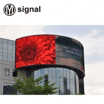 Movie Outdoor Advertising P4 Led Board Display Screen