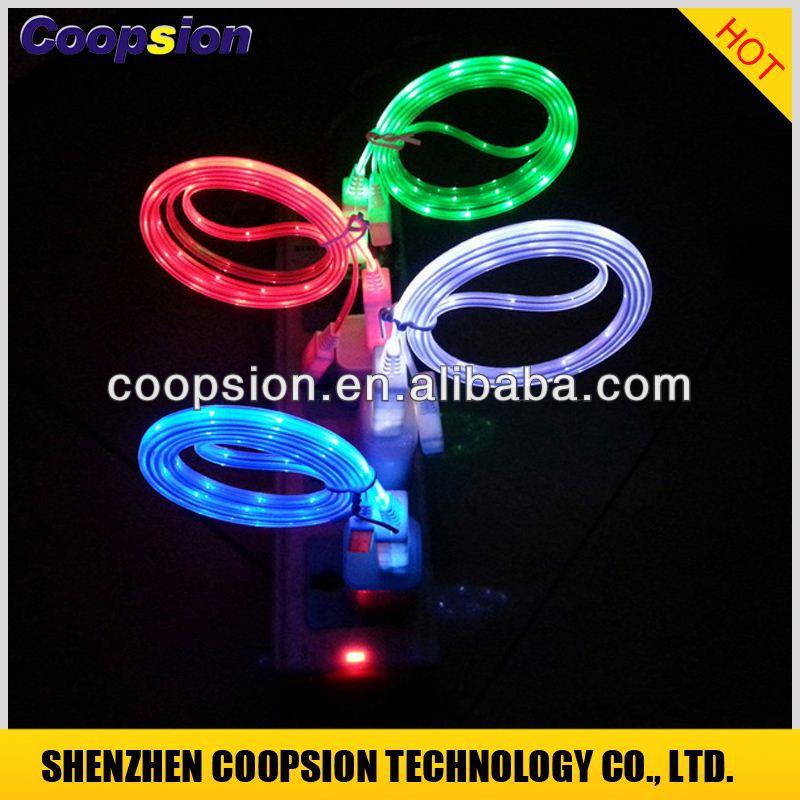 Led Light Hdmi Cable