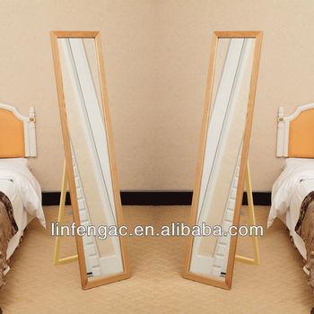 walnoot fineer mdf frame glas spiegel slaapkamer sets spiegel 33150 cm