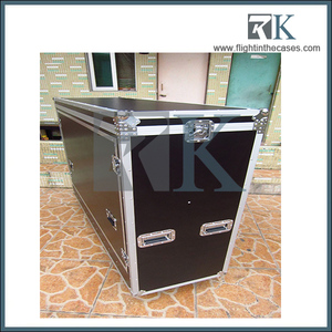2016 hot sale rk flight case for multiple guitar road case gibson electrics guitars ibanez