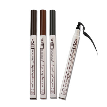 2019 Hot Sale New Design Eyebrow  Color Makeup Pencil Or Pen Made In China