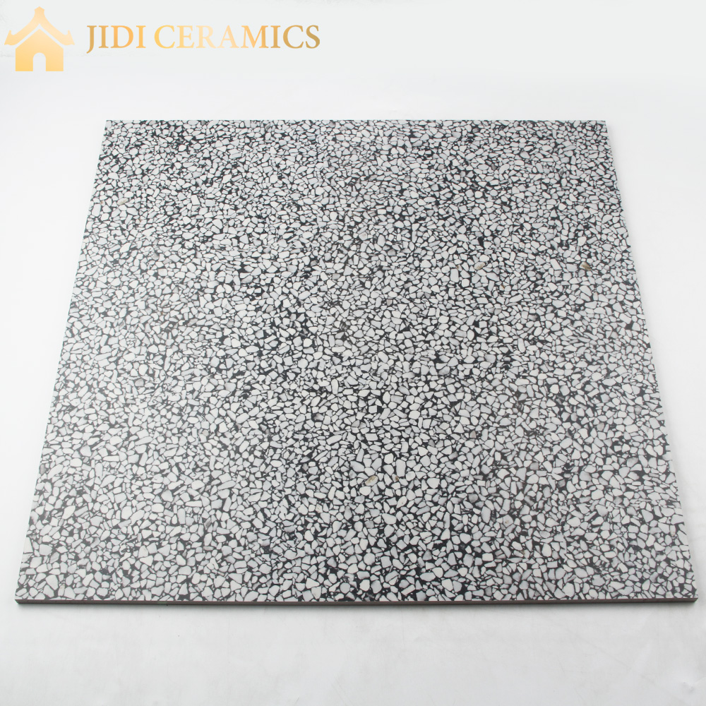 Vintage Quartz Design 24x24 Ceramic Porcelain Terrazzo Floor Rustic Tiles Buy Rustic Floor Tile Terrazzo Tiles Floor Floor Tile Porcelain Product On