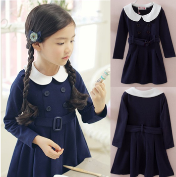 Latest Formal Patterns Frock Design 3 Year Old Girl Dress For Baby