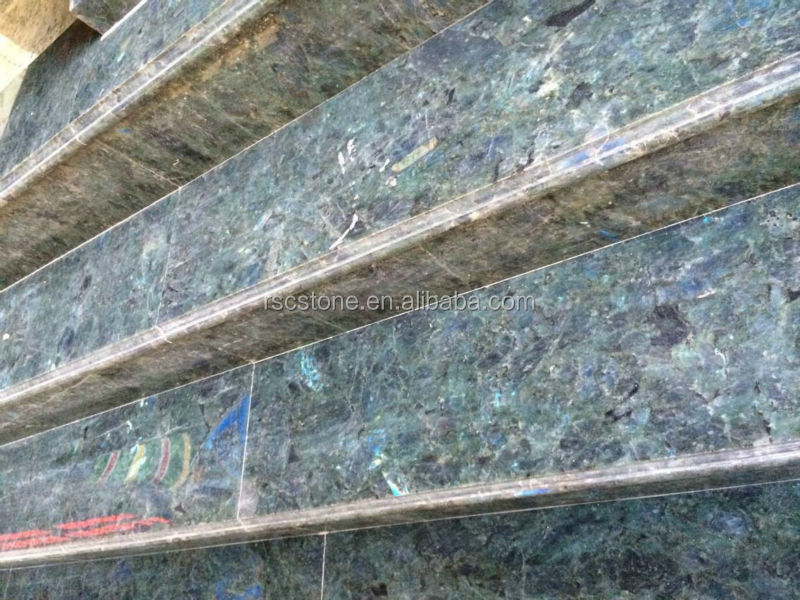 Import Granite Lemurian Blue Slab 03