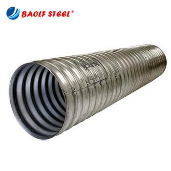 corrugated galvanized steel culvert pipe buy steel culvert pipe culvert pipe steel culvert. Black Bedroom Furniture Sets. Home Design Ideas