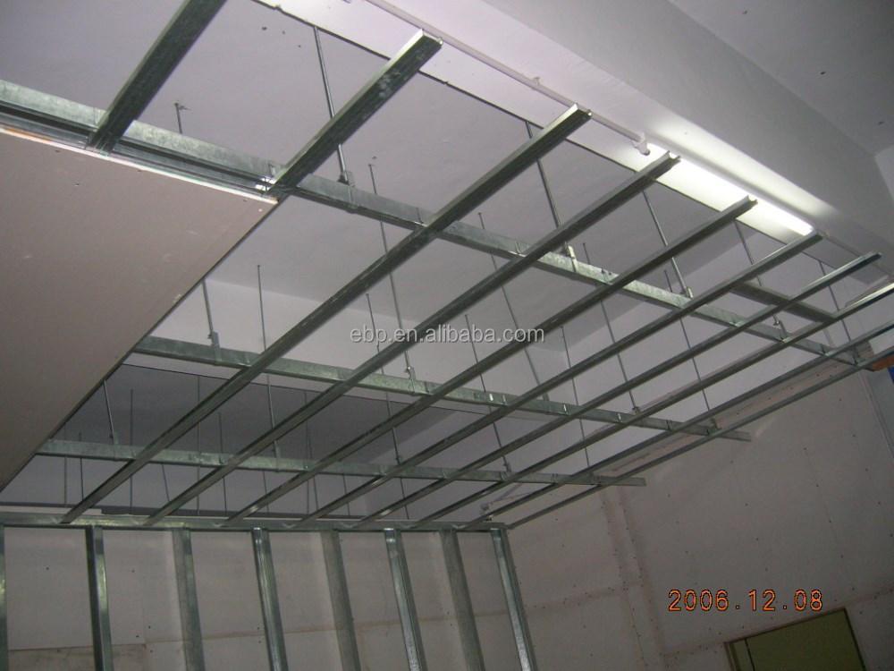 Lumi 232 Re Acier Accrocher Quille Plafond Canal Principal