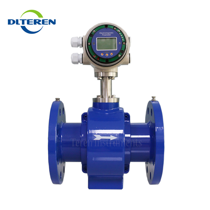 China manufacture electromagnetic flowmeter producer