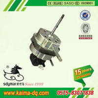 electric fan and motors