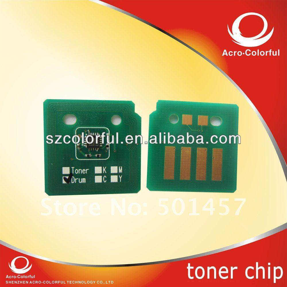125K laser Printer compatible Cartridge model 013R00662 For Xerox WC 7525 7530 7535/7545 7556 drum chip