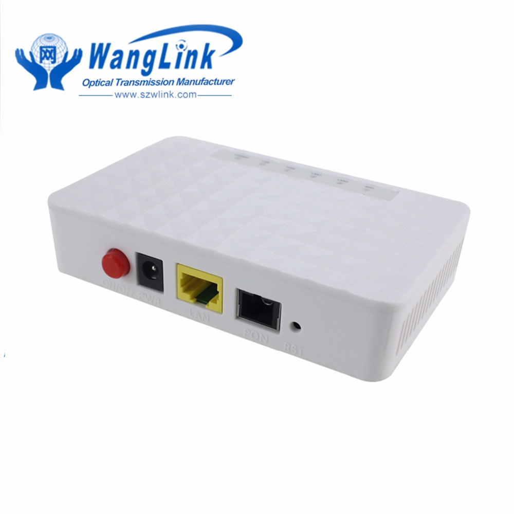 China supplier 1.25Gbps mini onu compatible with zte f668 onu