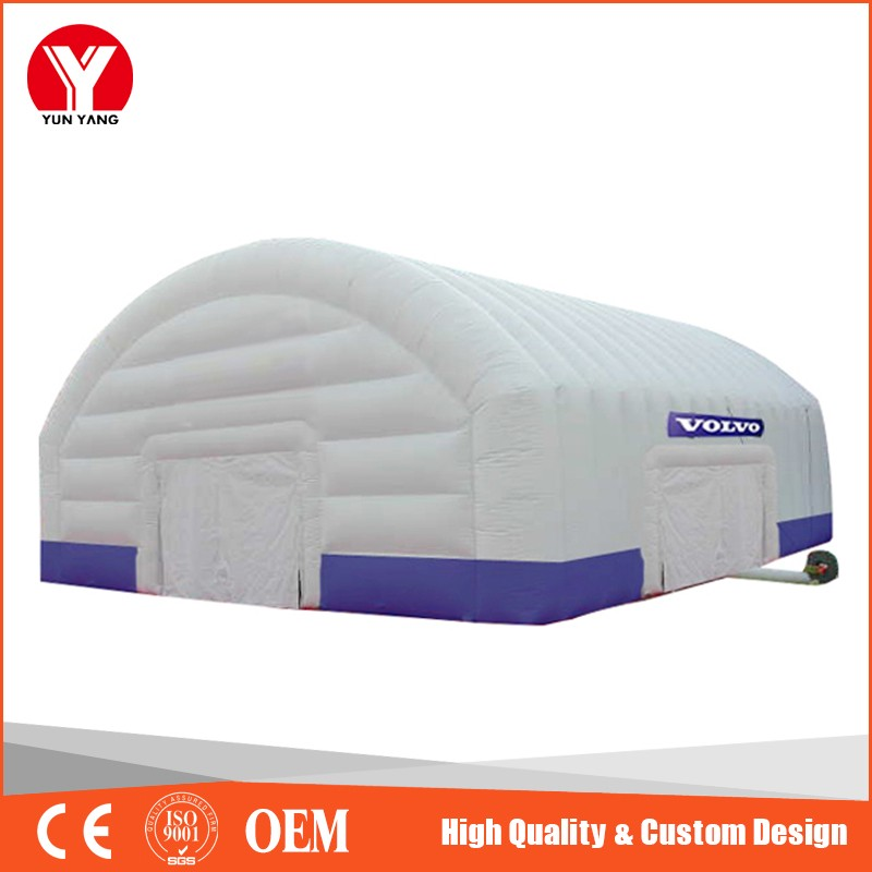 Hot selling customize portable inflatable tennis dome