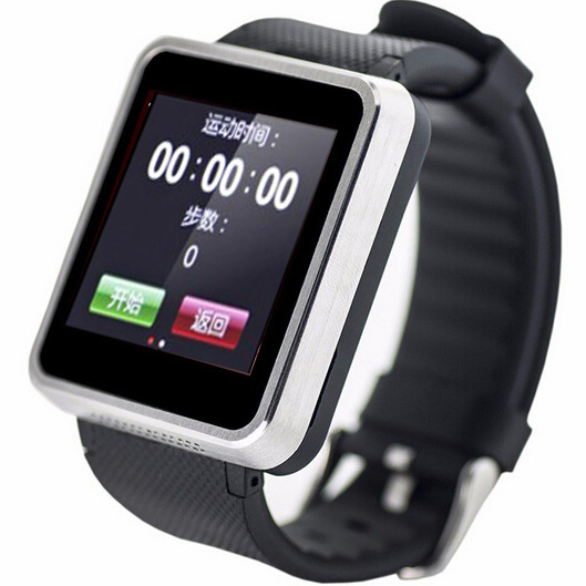 2016 Free sample F1 Bluetooth Smart Watch Phone For Android&IOS Wrist watch