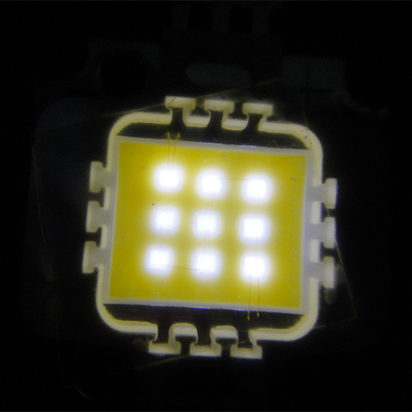 10w 12v Epistar Bridgelux Chip White High Power LED Chip (3)