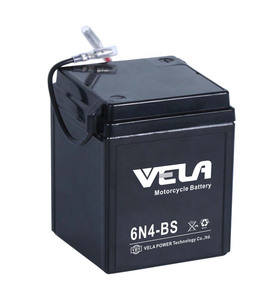 6V 4Ah battery motorcycle smf battery for electric bike low price
