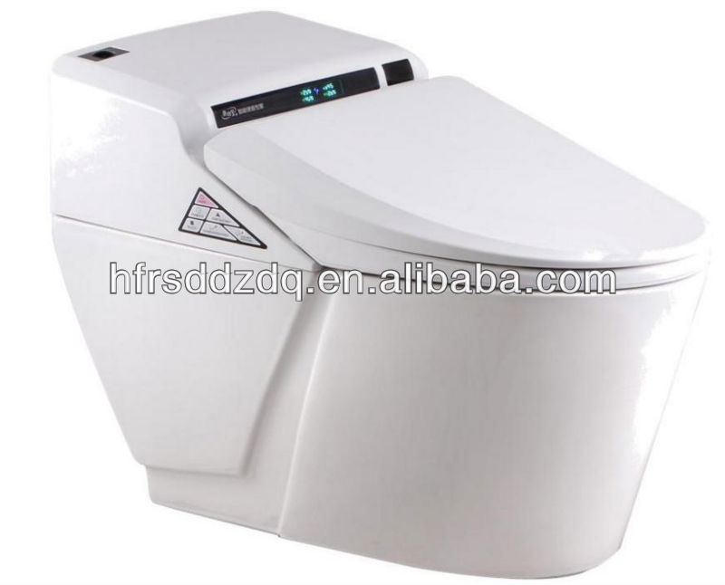 Toilets With Built-in Bidet Combination Toilet Bidet Bidet And Wc Together  - Buy Toilets With Built-in Bidet,Automatic Bidet Toilet,Bidet