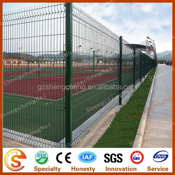 Square post fence outdoor children play fence play area fencing