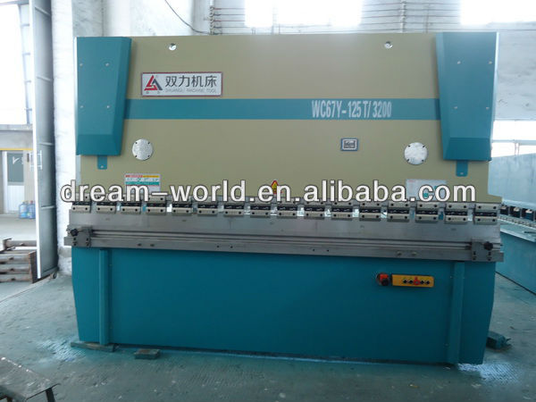 PAN BRAKE PRESS / PAN BRAKE FOLDER / LOW COST PRESS BRAKE