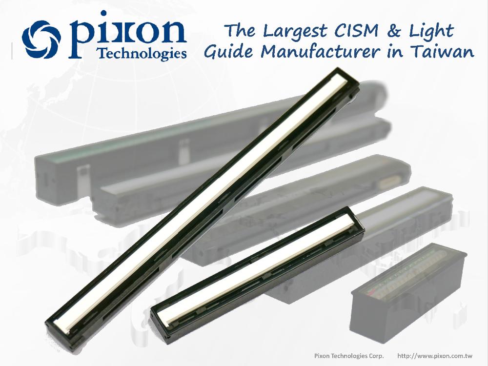 Contact Image Sensor Module (cism)