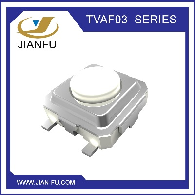 12V with Earth terminal Miniature Touch Switch 3*3 TVAF03
