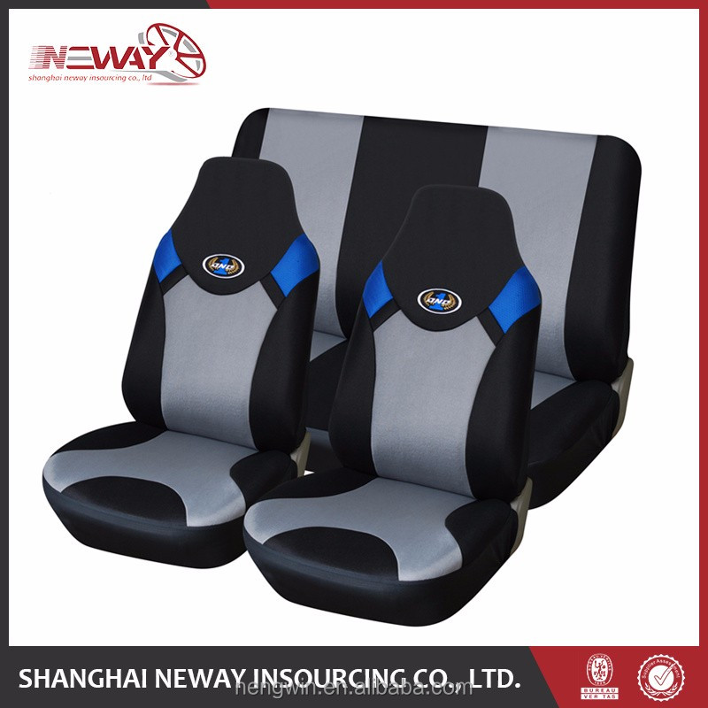 Free Samples leather cartoon car seat covers design with great price