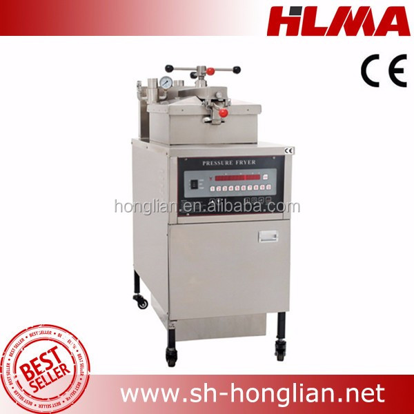 fast food equipment / commercial fried chicken deep fryer