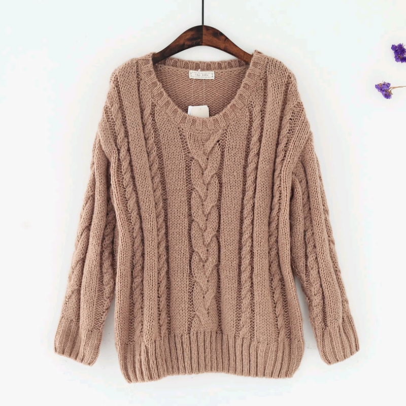 Cheap Cable Knit Pullover Sweater, find Cable Knit Pullover ...
