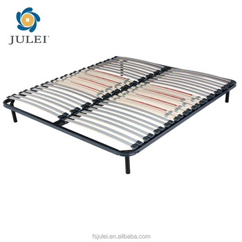 competitive price 1df25 6b66f Strong Steel With Double Reinforce Slats Metal Bed Frame Dj-pw04-2 - Buy  Strong Steel With Double Reinforce Slats Metal Bed Frame,Strengthen Wooden  ...