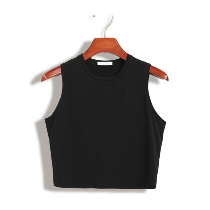 984b469a6e96e plain crop tops wholesale/ blank crop tops wholesale cheap/women crop top  made in Guangzhou