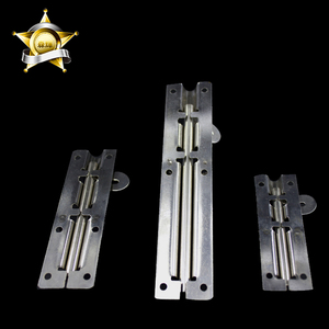 Wholesale Low Price Stainless Steel Flush Tower Bolt