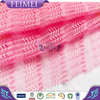 Chinese manufactory 92% Polyester 8% spandex knitting lace fabric