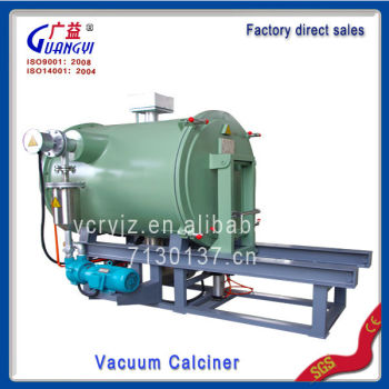 Electric Vacuum Cleaning Furnace,High Quality Vacuum Calciner For ...