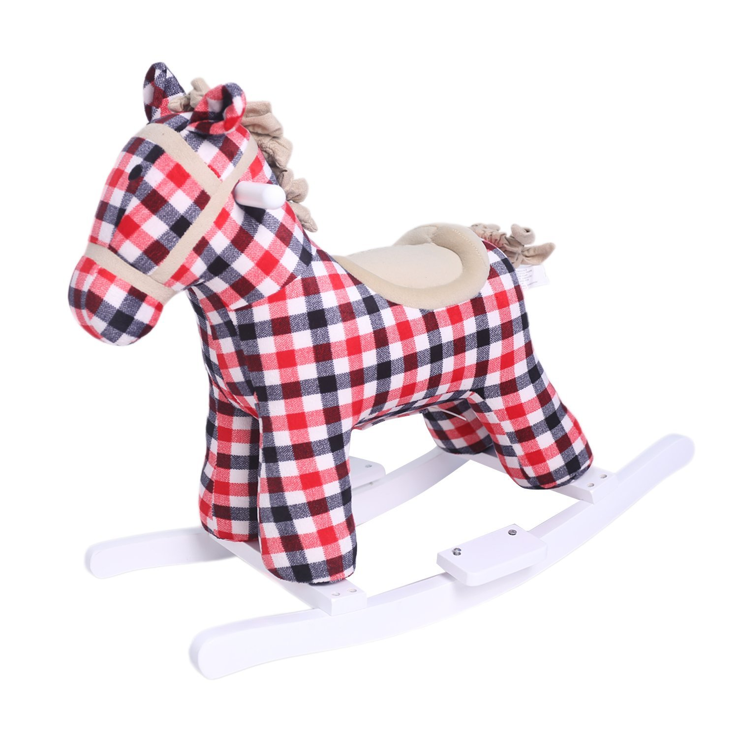 Hollyhome Rocking Horse on sale