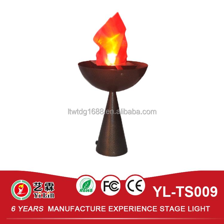 Foshan Yilin 25w Hallowmas And Christmas Fake Fire Outdoor Diya ...