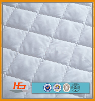 Eco Friendly Waterproof Quilted Fabric For Baby Mattress Cover