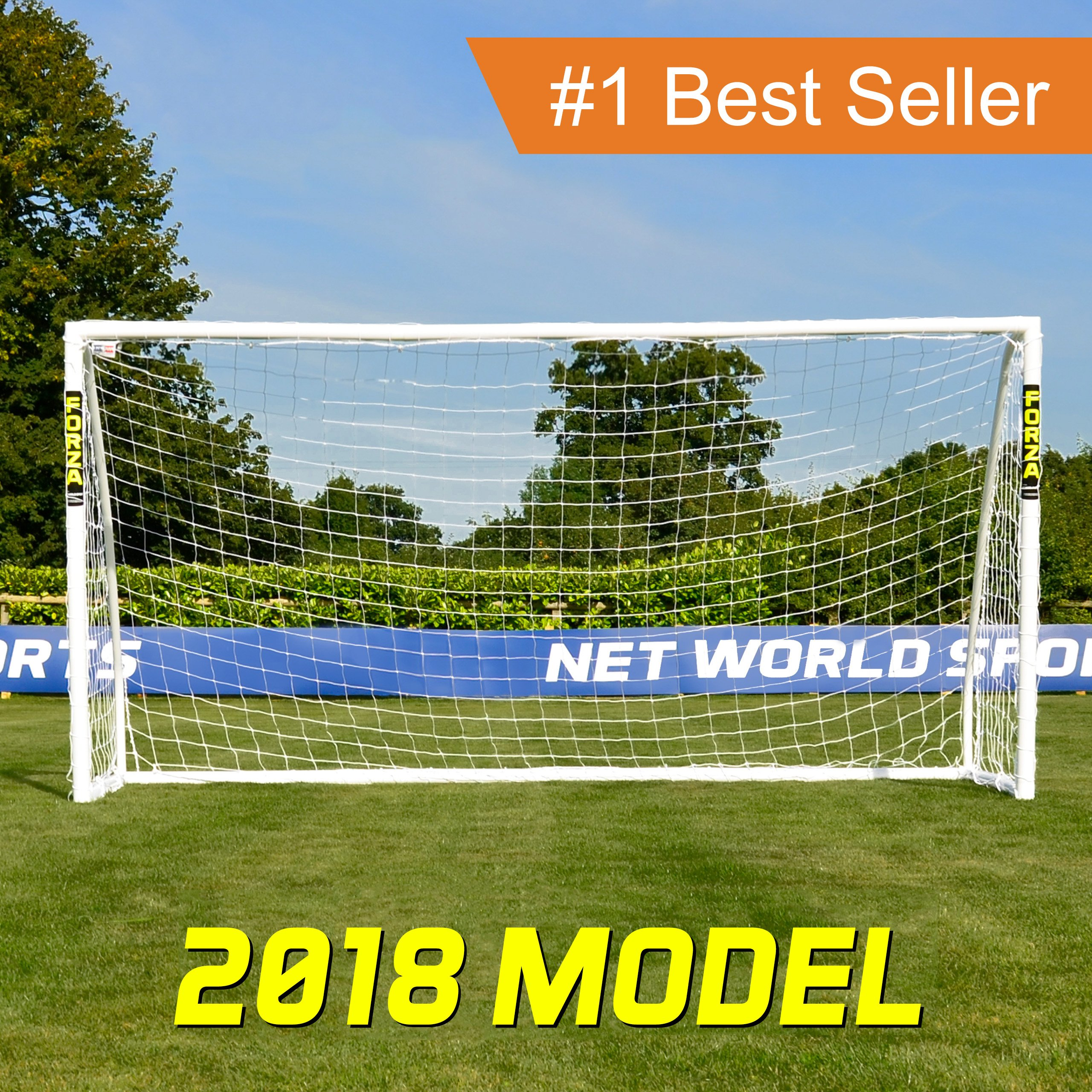 d0d10f066 FORZA Soccer Goal - The Ultimate Home Soccer Goal! Leave These Soccer Goals  Up In