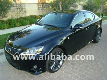2011 Lexus IS250 F Sport Trim Only 3K Miles Loaded