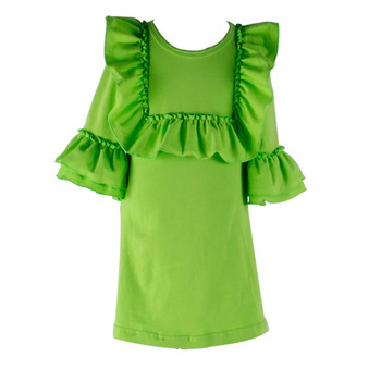 ce9b991bf6a64 Boutique 2017 Summer Indian Baby Dress Designs Ruffle Candy Blank Solid Bib  Dress Hot Sale Fashion Model Dresses For Baby Girls - Buy Indian Baby ...