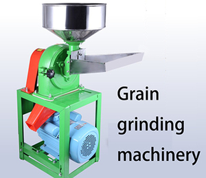commercial wheat flour mill milling machine/ types of flour mill/Electric grain grinder cereal mill flour