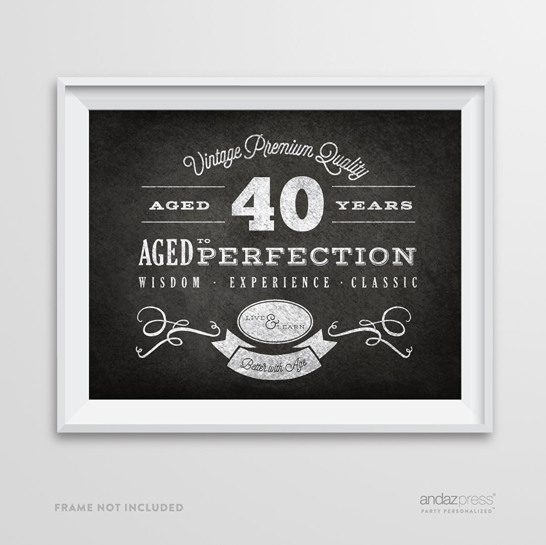 photograph relating to 40th Birthday Signs Printable identified as Economical Free of charge Birthday Signs or symptoms In direction of Print, discover Absolutely free Birthday Signs or symptoms