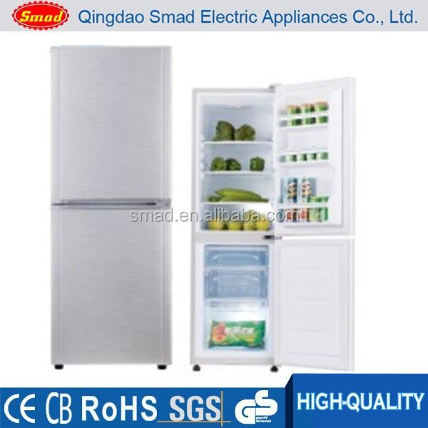 Bottom Freezer 140 Liters 2 Door Refrigerator