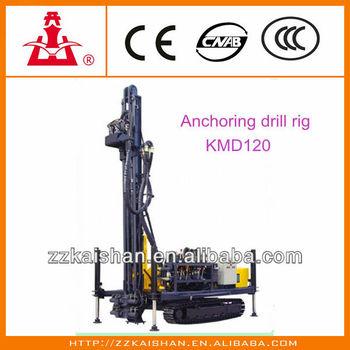anchor bolt drilling machine