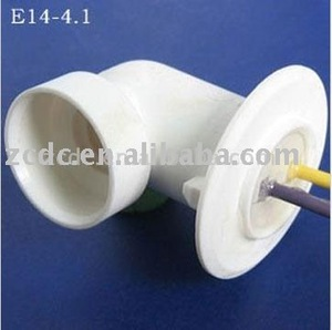 Electronic Lamp Holder E14-4.1 with CQC Certificate