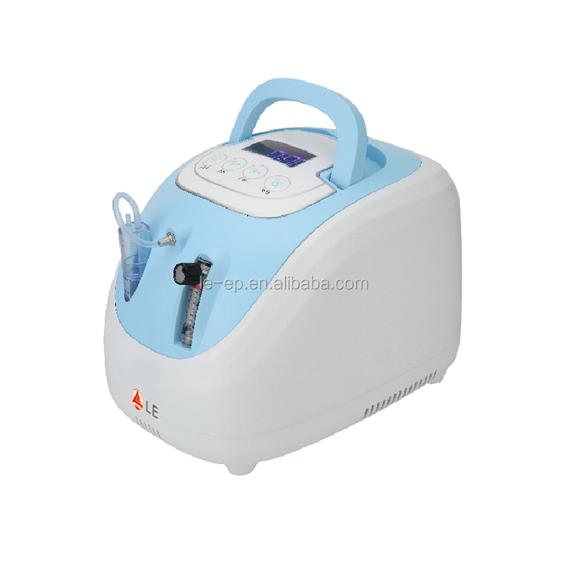 LE oxygen 1~3L+93% O2+220V/110Vhousehould Car Mini Portable Oxygen Concentrator with Anion