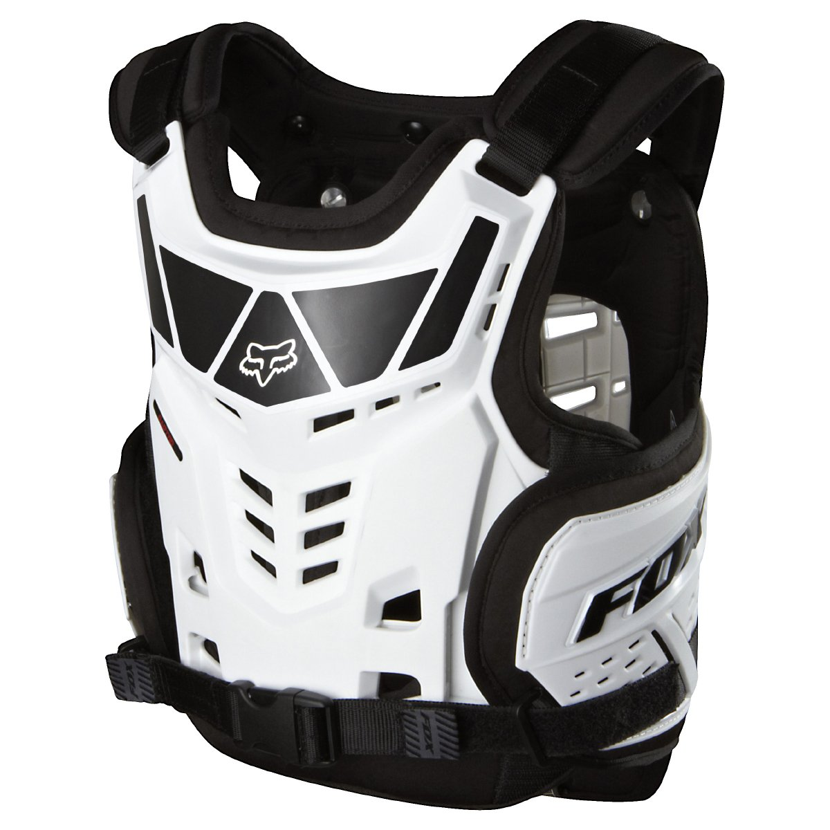 2015 Fox Racing Youth Raptor Proframe LC Protector-White