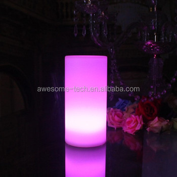 Eco Friendly Battery Operated Plastic Small Portable Led Light For Nightclub Bars