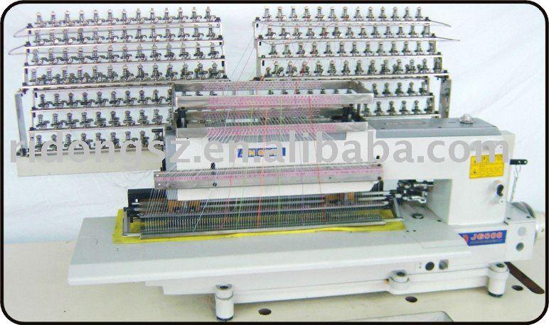 40 Needle Smocking Machine Buy Smocking MachineMulti Needle Amazing Sewing Machine Smocking